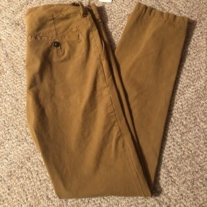 American Eagle Tan Pants Flex Slim 30 x 32 2764